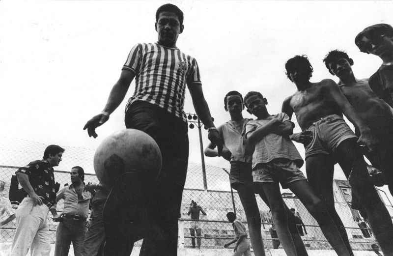 Garrincha. Restos mortais desaparecem do cemitério